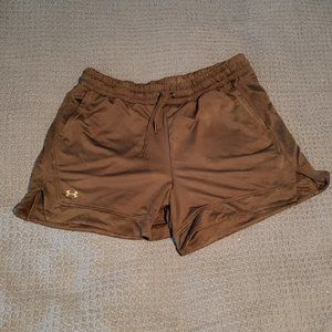 Under Armour Womens Got Game Shorts - New